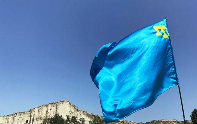 Фото: крымские татары подвергаются репрессиям (facebook.com/ayshe.umerova)