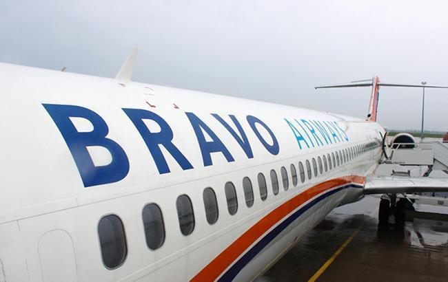 Bravo Airways остановила авиасообщение Киев-Люблин