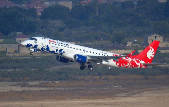 Азербайджанський лоукостер відновить польоти до Києва