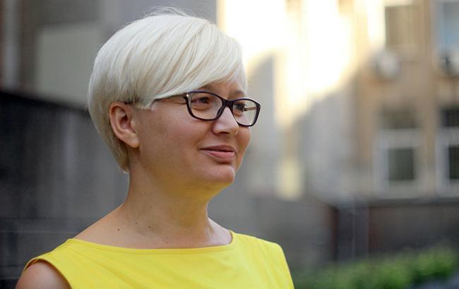 Украинская писательница призвала вытеснить российский язык из государства Украины