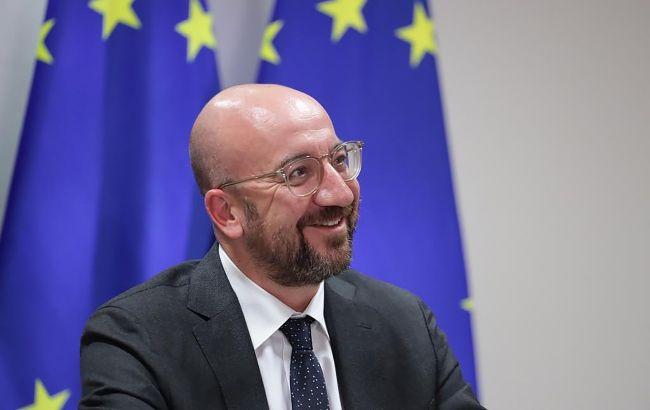 Президент Евросовета вышел из самоизоляции