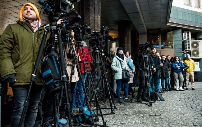 С начала года зафиксирован 21 случай физической агрессии против журналистов, - НСЖУ