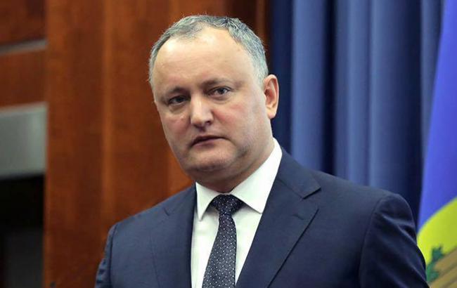 Додон намерен пригласить Путина в Молдову