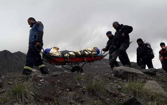 "Результат пошуку зображень за запитом ""гірські рятувальники знайшли загиблого"""
