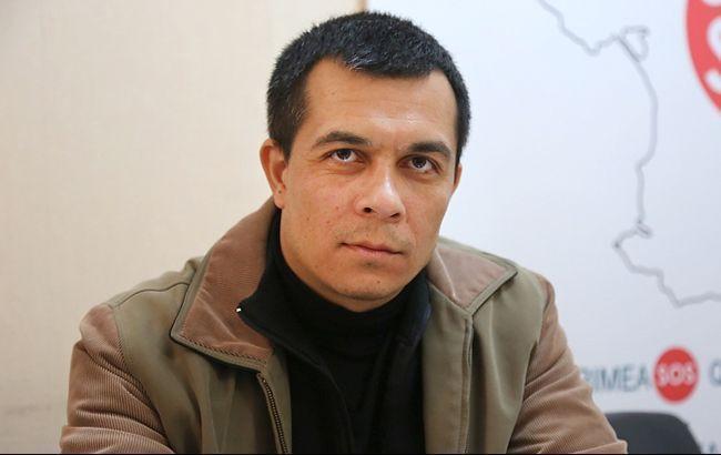 В окупованому Криму затримали активіста за висвітлення справи адвоката Курбедінова