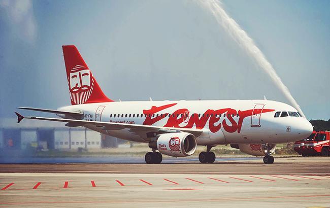 Фото: самолет компании Ernest (facebook.com/flyernest)