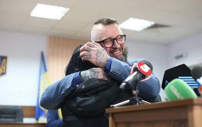 Антоненко высказался об освобождении из СИЗО: эмоциональное видео
