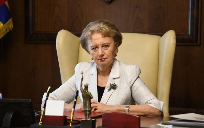 Спікер парламенту Молдови заразилась коронавірусом