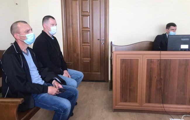 """Приговор за разгон Майдана. Двух """"беркутовцев"""" приговорили к трем годам тюрьмы"""