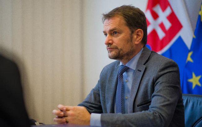 Президент Словаччини прийняла відставку прем'єра Матовича