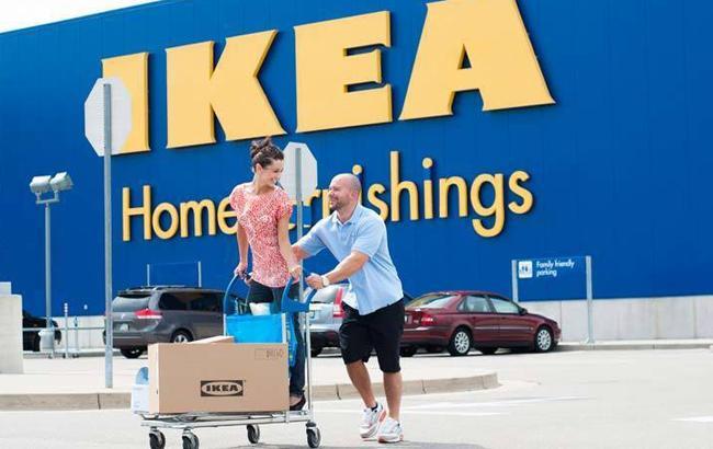 IKEA ухвалила рішення про співпрацю з Україною