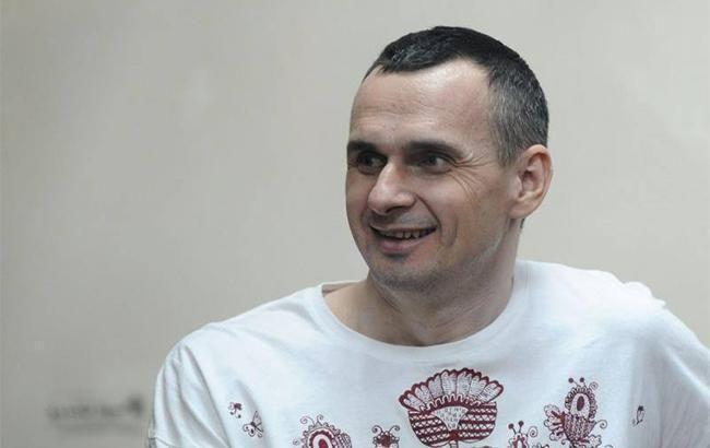 Сестра Сенцова зустрілася з ним у колонії в Лабитнангі