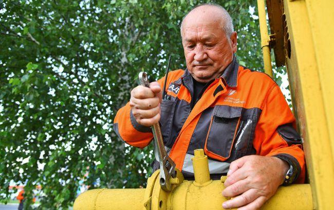 У Херсонській області через негоду без газу залишаються понад 900 будинків