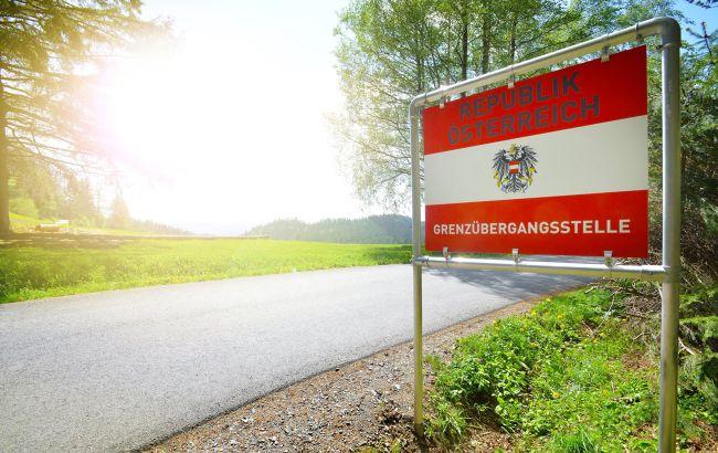 Австрія посилила правила в'їзду в країну: потрібна попередня реєстрація