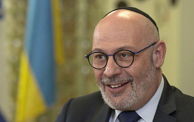 Украине нужно закрепить определение антисемитизма в законодательстве, - посол Израиля