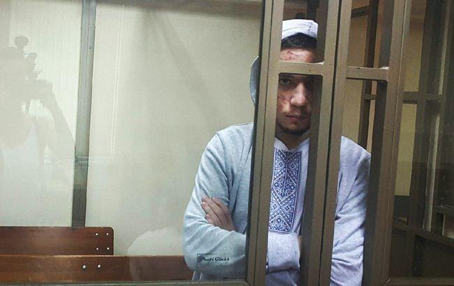 Условия содержания Гриба не изменились после приезда врача из Киева