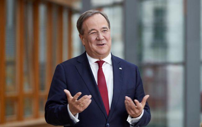 Преемник Меркель о евроинтеграции Украины: мы должны поддержать ее на сложном пути