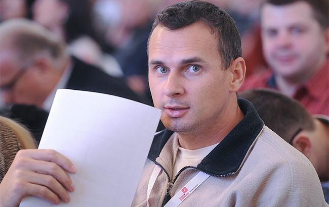 В России опровергли информацию о похудении Сенцова на 30 кг