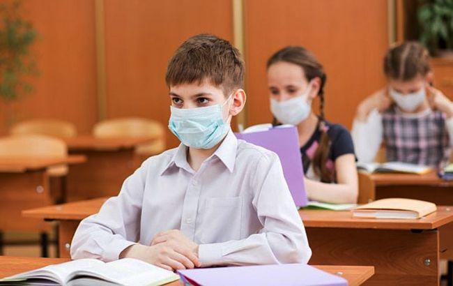 В Украине более 500 школьных классов находятся на самоизоляции