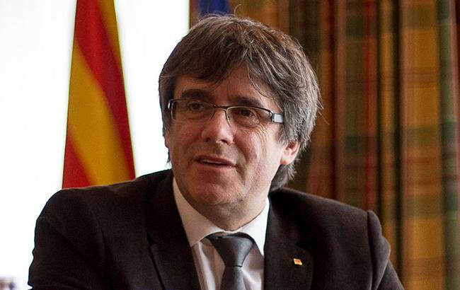У Каталонії почалися масові акції проти арешту Пучдемона