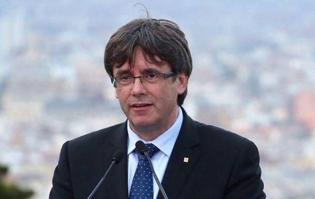 Пучдемон небудет выступать всенате Испании