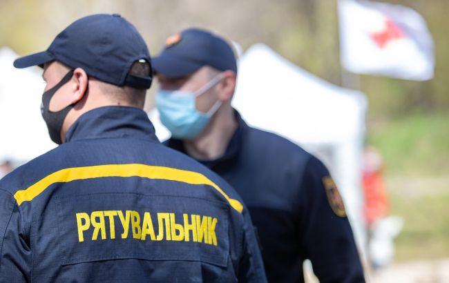 Пожар в школе Чугуева удалось потушить, жертв и пострадавших нет