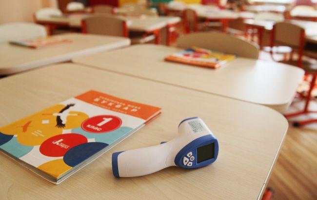 У Київській області понад 11 тисяч школярів перевели на дистанційне навчання