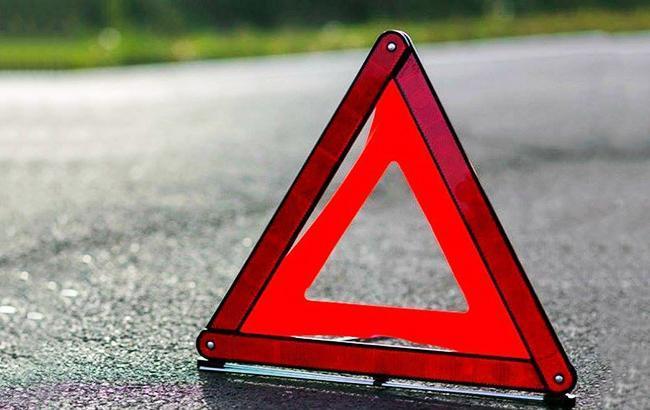 Натрассе Одесса-Рени в итоге тройного ДТП умер шофёр фургона