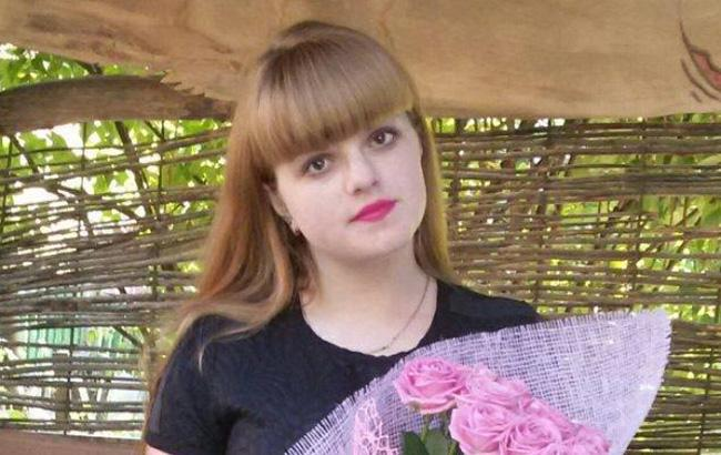 Фото: Виктория, которую избили в Житомире (facebook.com/marina.svyatetska)