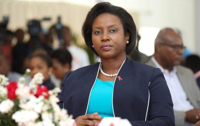 Дружина вбитого президента Гаїті повернулася в країну з США