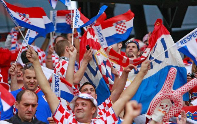"""""""Слава Украине!"""": в сети показали реакцию хорватов на украинцев (видео)"""