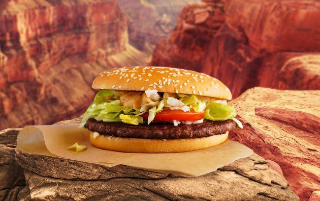 В McDonald's в Україні з'являться бургери з рослинним м'ясом