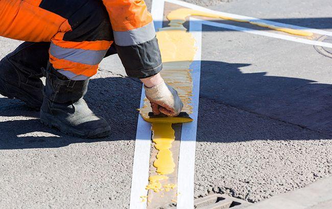 В Україні планують ввести обов'язкову шумову дорожню розмітку на трасах
