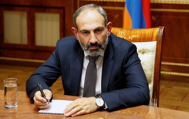 Путін висловив підтримку Пашиняну на тлі протестів у Вірменії