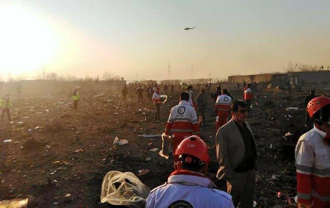 В Ірані спростували версію навмисної атаки на український літак МАУ