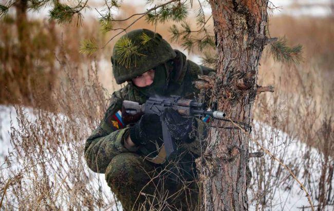На Донбассе с боем задержали российского военного