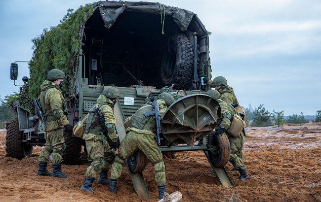 Россия в Крыму построила новый военный лагерь, - Spiegel