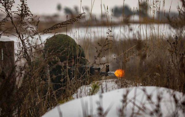 На Донбассе в субботу боевики дважды нарушили перемирие