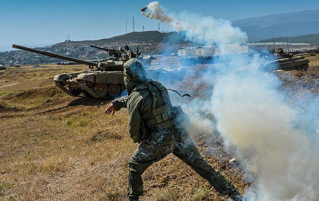 Картинки по запросу военные учения крым