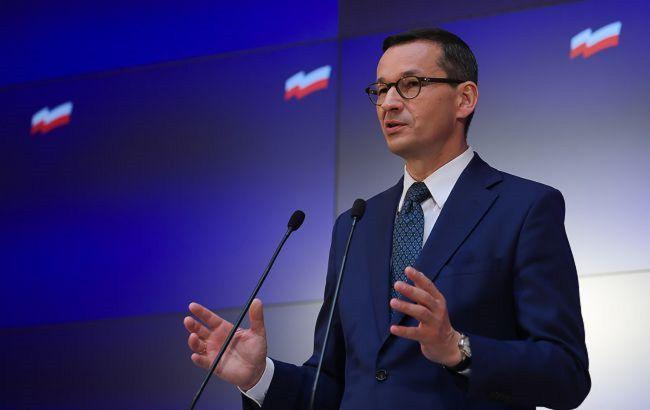 """Польша выразила разочарование решением США снять санкции с оператора """"Северного потока-2"""""""
