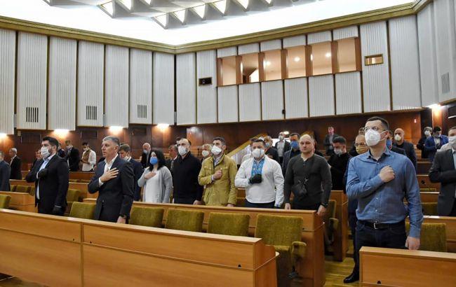 """В Івано-Франківську збирають сесію міськради. Будуть вимагати скасувати """"червону"""" зону"""