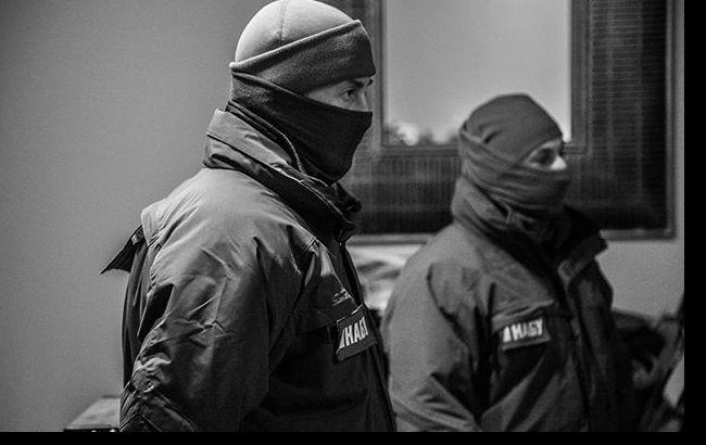 Иллюстративное фото: детективы НАБУ (facebook.com nabu.gov.ua)