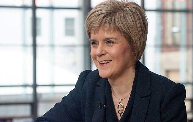 Лондон не зможе втримати Шотландію проти її волі, - Стерджен