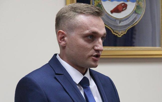 В Николаеве застрелился руководитель областного аэропорта Волошин