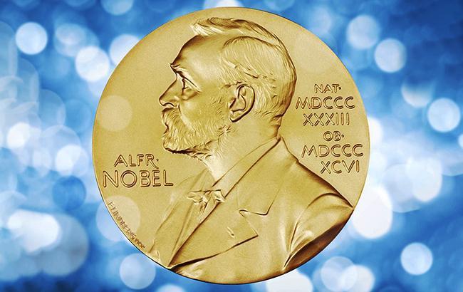 Фото: Нобелевская медаль (facebook.com/nobelprize)