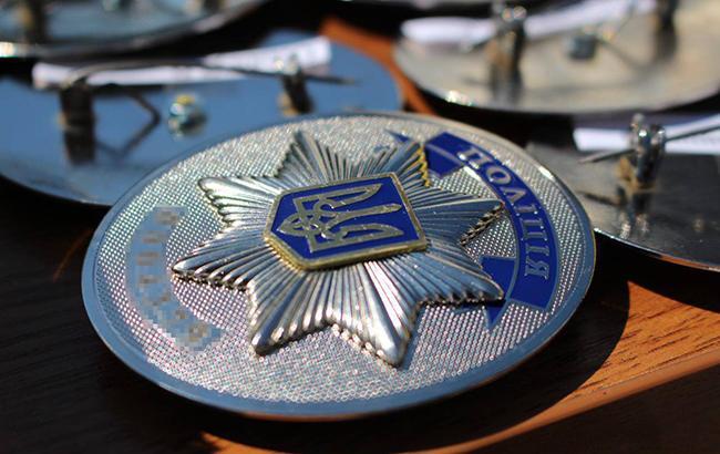 Фото: жетон української поліції (facebook.com/odesapolice)