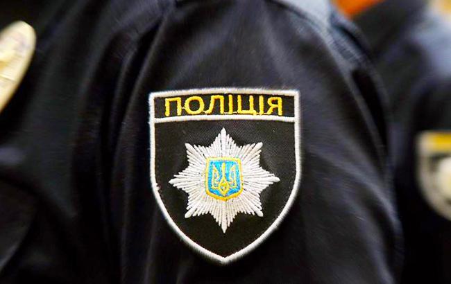 Фото: полиция Одесской области задержала злоумышленника (facebook.com odesapolice)