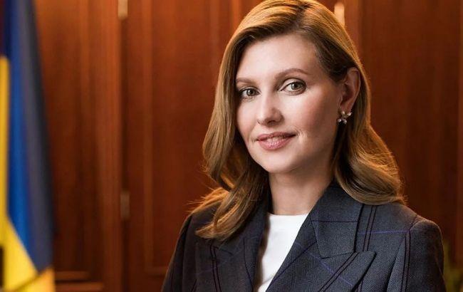 Супруга Зеленского продолжает лечение в стационаре больницы Киева