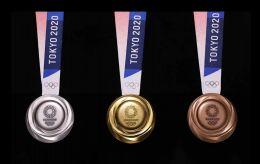 Медальний залік України