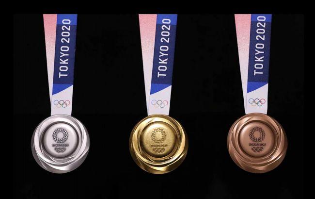 Медали для Олимпиады в Токио изготовили из переработанных смартфонов